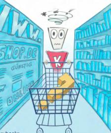 Customer Navigation - Darstellung eines überforderten Kundens