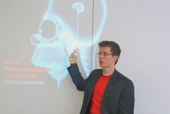 Vortrag & Workshop Customer Navigation Martin Krengel