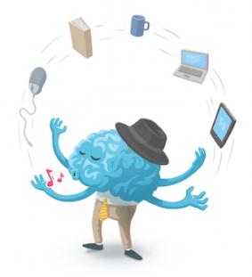 Zeitmanagement Vortrag: Die Aufgabenflut und ToDos spielend einfach meistern-jonglierendes Gehirn-Martin Krengel