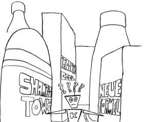Consumer Confusion - neues Marketing gegen Zuvielisation im Konsum des 21. Jahrhunderts