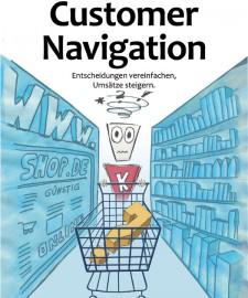 Cover Customer Navigation Entscheidungen vereinfachen, Umsätze steigern von Martin Krengel (ebook)