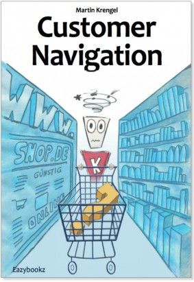 Featuritis zu viele Features senken Usability + verwirren Konsumenten - Customer Navigation Marketing Buch