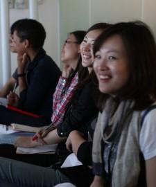 Inspiration Motivation und Spass im Seminar