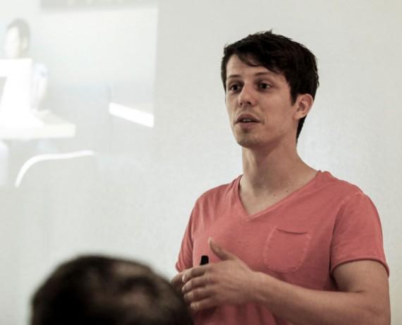 Konsumentenpsychologe und- Zeitmanagement-Redner Dr. Martin Krengel