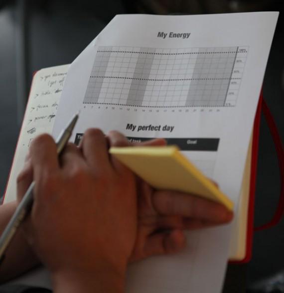 Evaluation der Teilnehmer zum Seminar Zeitmanagement und Produktivität von Martin Krengel