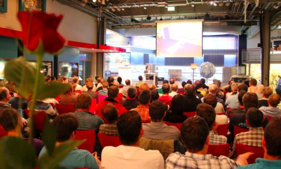 Keynote-Redner Dr. Martin Krengel - Zeitmanagement Vortrag