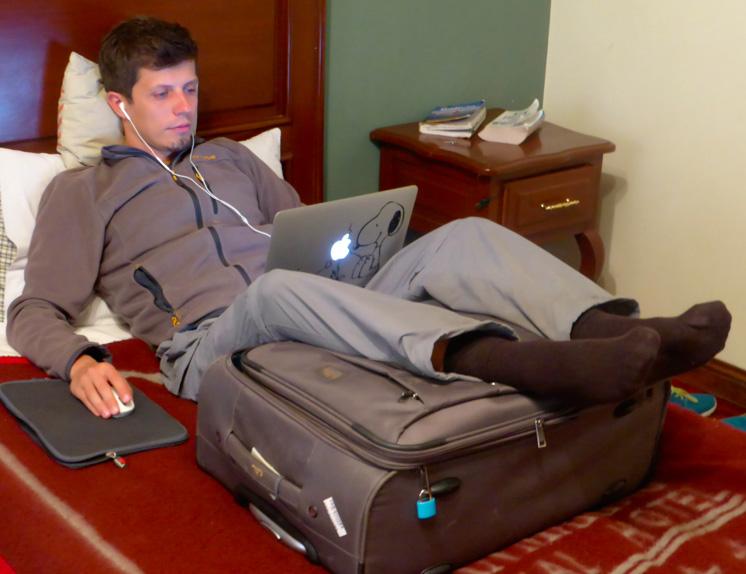 Digitaler Nomade - Entspanntes arbeiten auf der Weltreise
