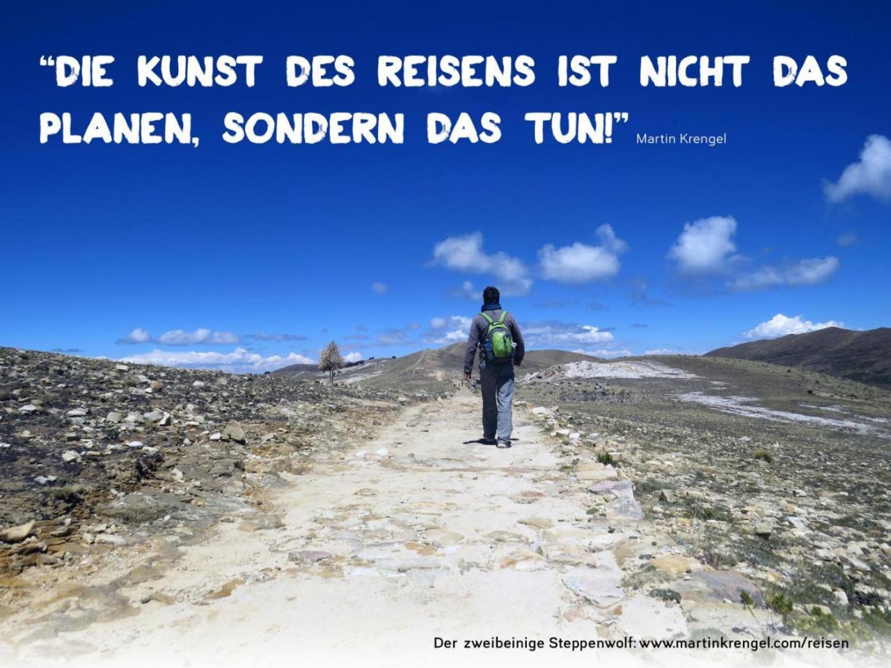 Coole Zitate Sprüche übers Reisen Mit Bildern Reiseprüche Von