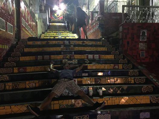 Nach 6 Tagen Karneval in Rio und so dem einen oder anderen Caipirinha könnte es passieren, dass man nicht mehr ganz so top fit ist