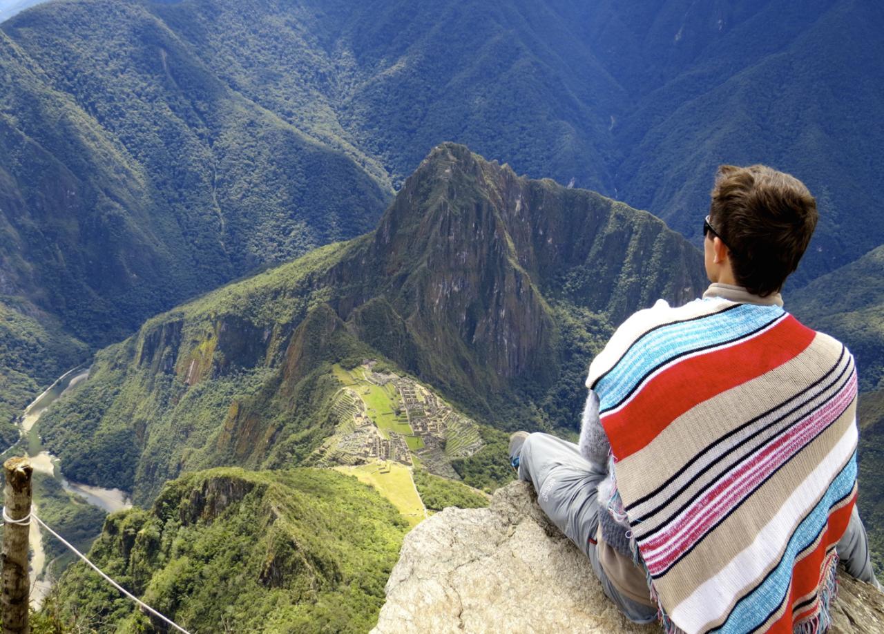 Weltreise planen - Toll wenn man endlich am Ziel ist - sofern es das auf einer Reise überhaupt gibt