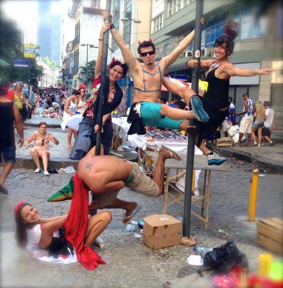 Karneval in Rio de Janiero - Brasilien - Viel Spass, Samba, Lebensfreude, Energie, Sonne - Carnival in Rio de Janeiro, Brazil - Martin Krengel - Buchautor