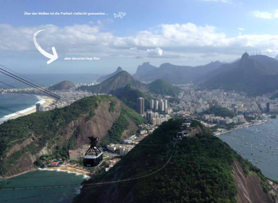 Rio de Janerio - Zuckerhut und Corcovado sind nur einige der Sehenswürdigkeiten in der beliebtesten Stadt Brasiliens - Reisebuch von Martin Krengel