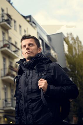 Weltreisender - Digitale Nomade - Backpacker - Reisender - Autor - Kulturpsychologe - Redner Dr Martin Krengel - Reisebuch