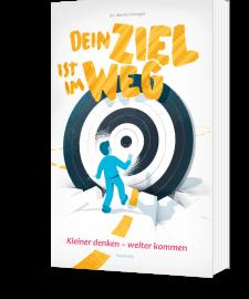 Dein Ziel ist im Weg - Webcover - Dr Martin Krengel