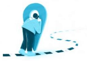 Der Weg ist das Ziel - schöner Motivationsspruch von Konfuzius über Leben im Erfolg zur Motivation ein kurzes Zitat und Lebensweisheit - Dr Martin Krengel